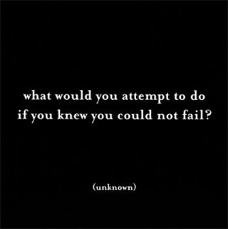 If_you_could_not_fail